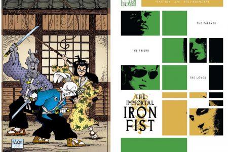 A Month Of Comics: Part 3