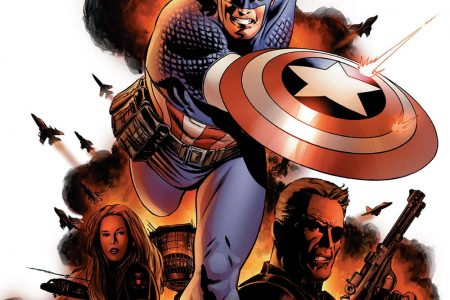 From A Library – Captain America: Winter Soldier vol 1
