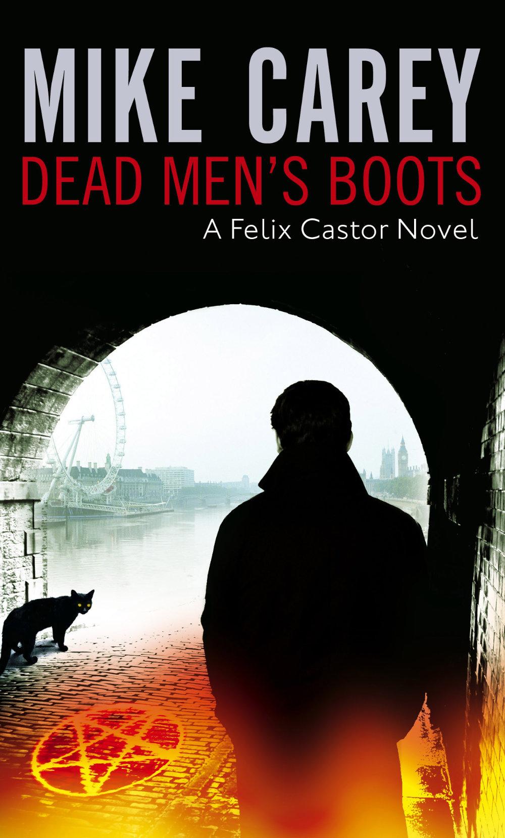 Books: Dead Man's Boots