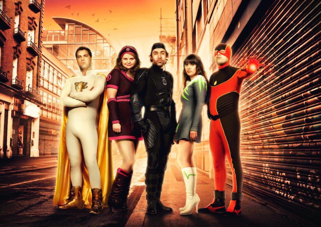 No Heroics television programme