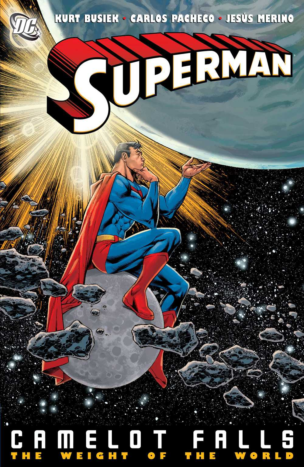 From A Library – Superman: Camelot Falls vol 2