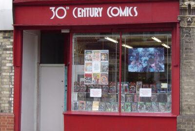 30th Century Comics shop