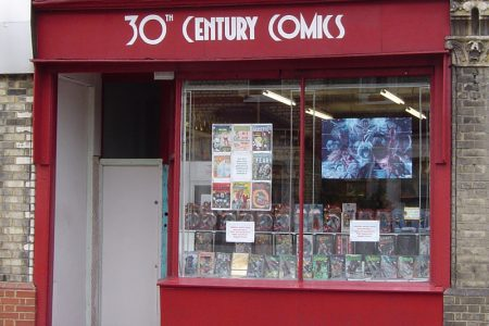 Comic Book Shops: 30th Century Comics (Number 7 In A Series)