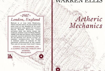 Aetheric Mechanics cover