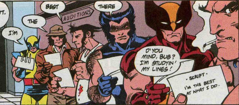 Excalibur #14 Logans