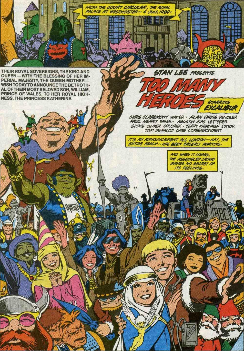 Comic Book Cameos