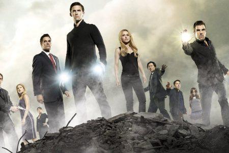 TV: Watching Heroes season 3