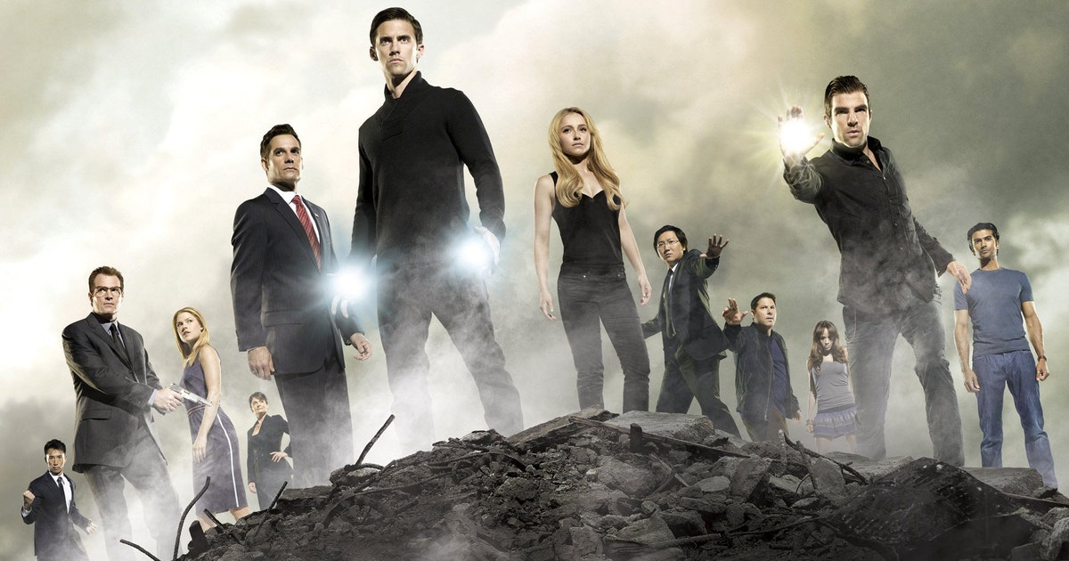 Read more about the article TV: Watching Heroes season 3