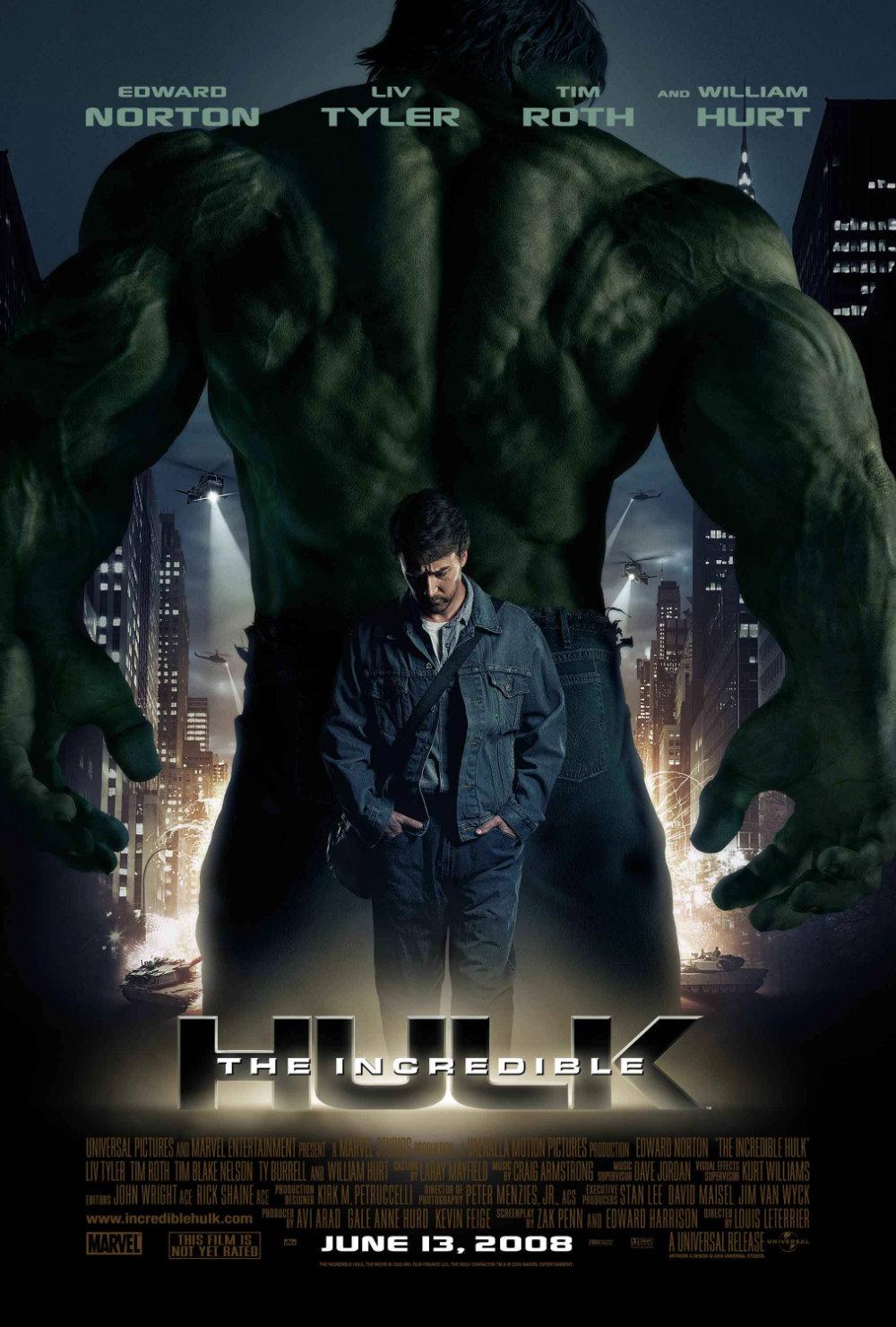 DVD Review: The Incredible Hulk
