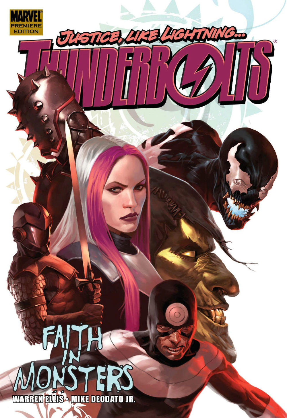From A Library – Thunderbolts: Faith In Monsters