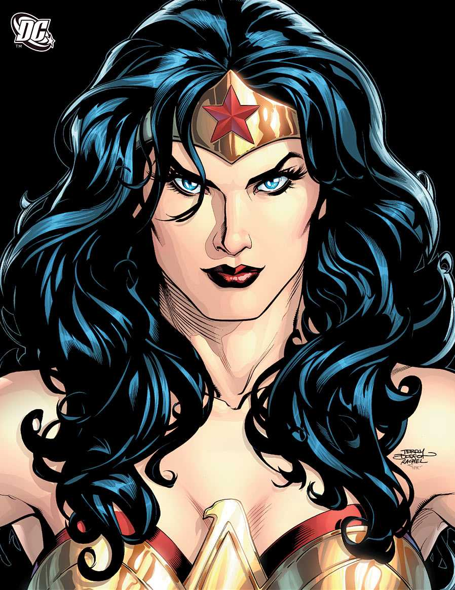 From A Library – Wonder Woman: Who Is Wonder Woman?