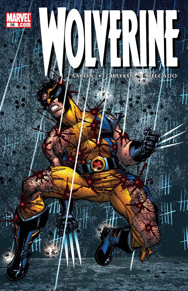 From A Library – Wolverine: Death Of Wolverine