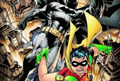 All Star Batman and Robin the Boy Wonder volume 1 cover