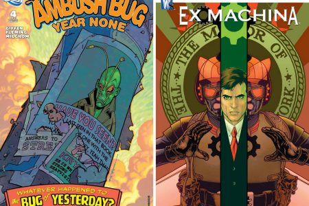 Reviewing The Comics 20 November