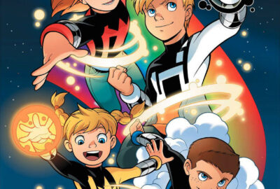 Power Pack: Day One #1 cover
