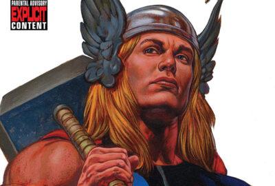Thor: Vikings #1