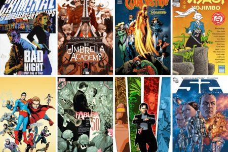 My Personal, Definitely NOT 'Best Of' Top Ten Comics Of 2008