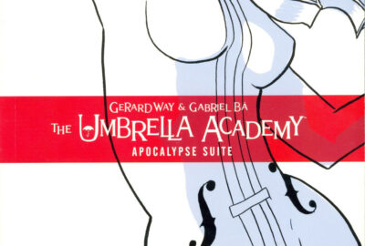 The Umbrella Academy: Apocalypse Suite cover