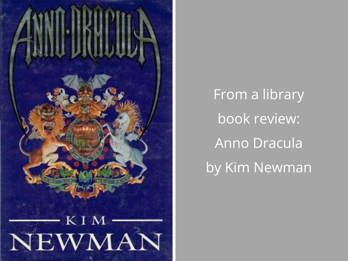Read more about the article Book Review: Anno Dracula