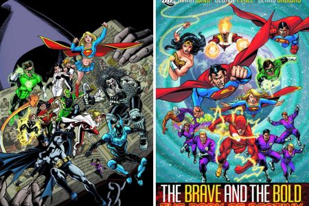 From A Library – The Brave And The Bold Volumes 1 and 2