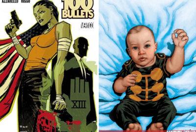 Comics I Bought 22 January 2009