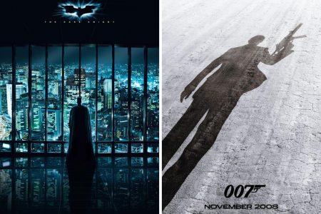 Comparing UK vs US 2008 Box Office
