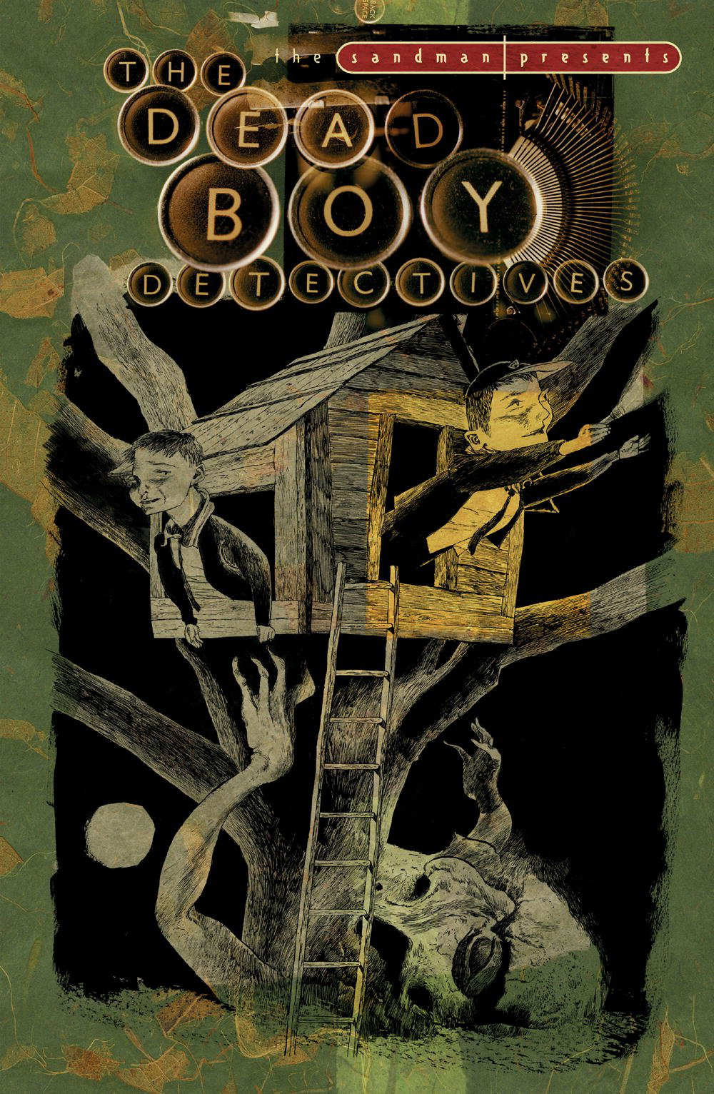 From A Library – The Dead Boy Detectives: The Secret of Immortality