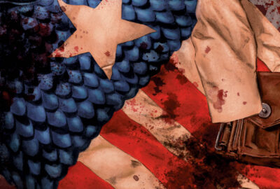 The Death of Captain America cover