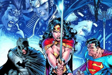 From A Library: Infinite Crisis