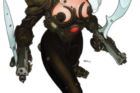 Comic Book Artists: Travis Charest
