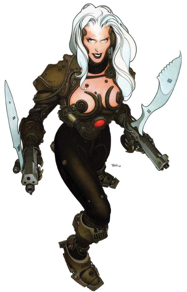 Metal Hurlant by Travis Charest