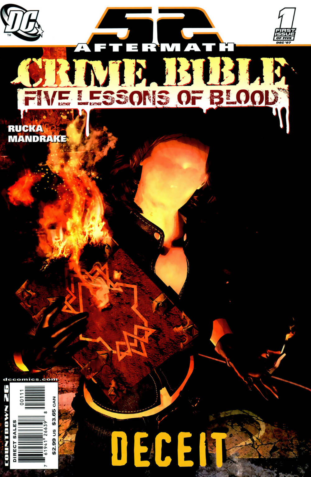 You are currently viewing From A Library – The Question: The Five Books Of Blood