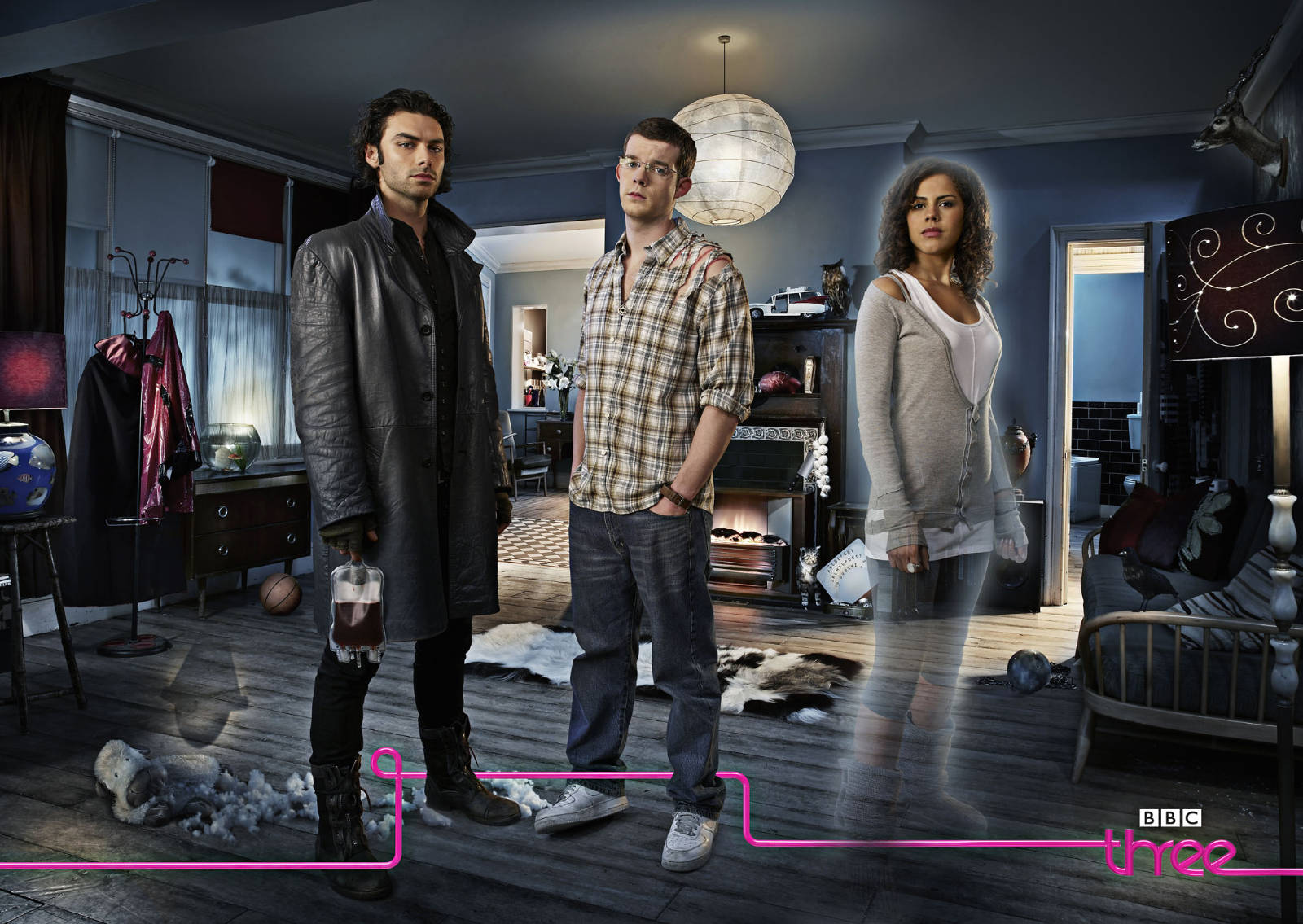 Read more about the article TV: Being Human Series 1