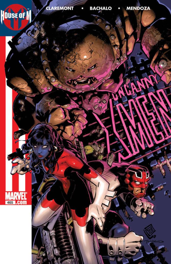 Uncanny X-Men #465 by Chris Bachalo