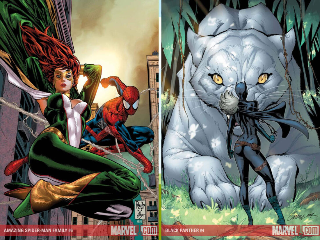 Comic Book Covers and their Problems