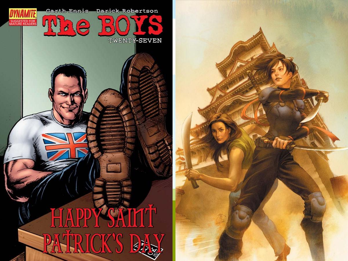 Comics I Bought 5 February 2009