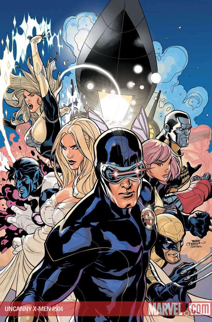 Uncanny X-Men by Terry Dodson