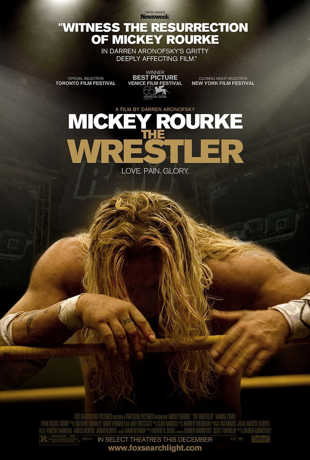 Film Review: The Wrestler
