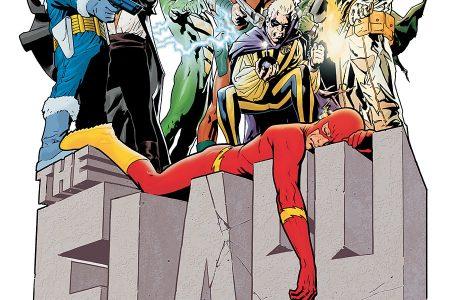 Comic Book Artist: Ryan Sook