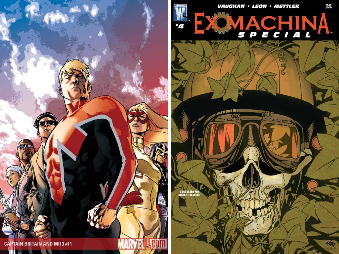 Comics I Bought 13 March 2009