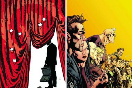 Comics I Bought 17 April 2009