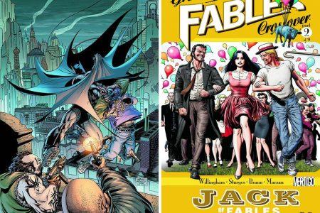 Comics I Bought 23 April 2009