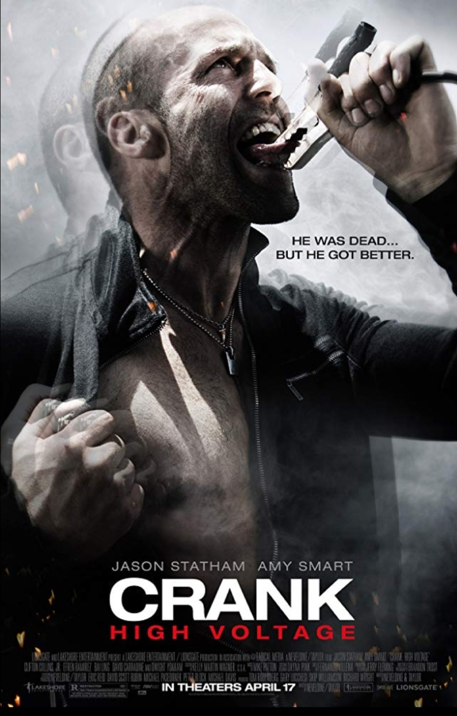 You are currently viewing Film Review – Crank: High Voltage
