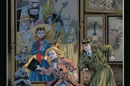Comic Book Review – The League of Extraordinary Gentlemen: The Black Dossier