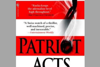 Patriot Acts cover