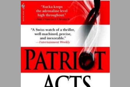 Book Review: Patriot Acts
