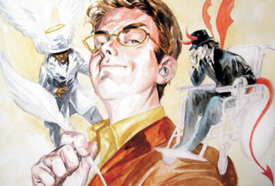 The Literals #1 cover