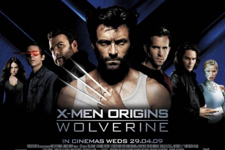 X-Men Origins: Wolverine Poster Does Not Make Sense