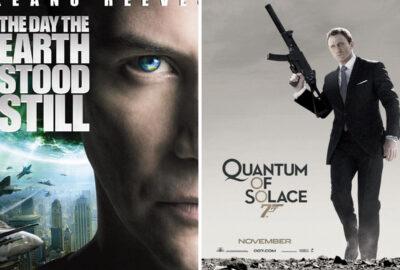 DVDs seen recently