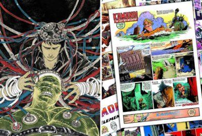 Comics I Bought 9 July 2009